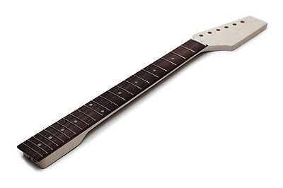 Rosewood Electric guitar neck Telecaster - Mástil guitarra eléctrica TL palorosa