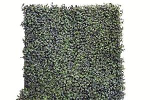 NEW Greensmart Dcor Artificial Decorative Ficus Wall Panels, Set of 4 Condition: New