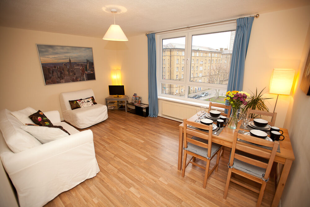SHORT TERM WEEKLY ALL BILLS INCLUDED Flat in Shadwell