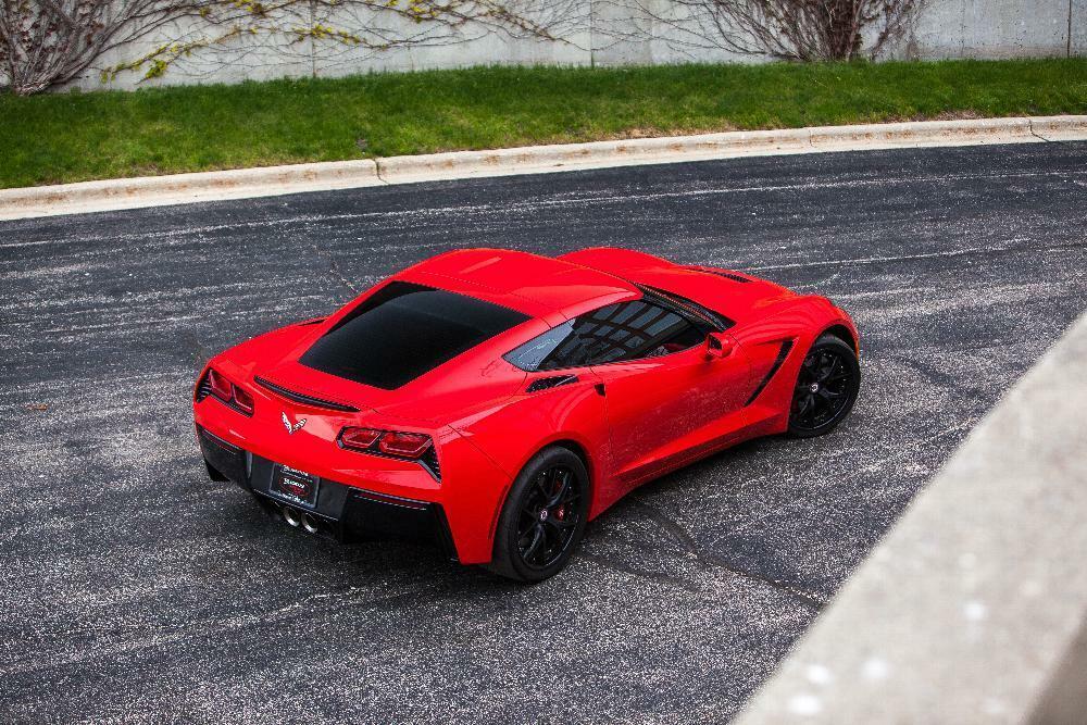 2014 Red Chevrolet Corvette  2LT | C7 Corvette Photo 5