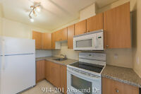 914-201 Abasand Dr, 3 Bed 1.5 bath townhouse incl heat and water