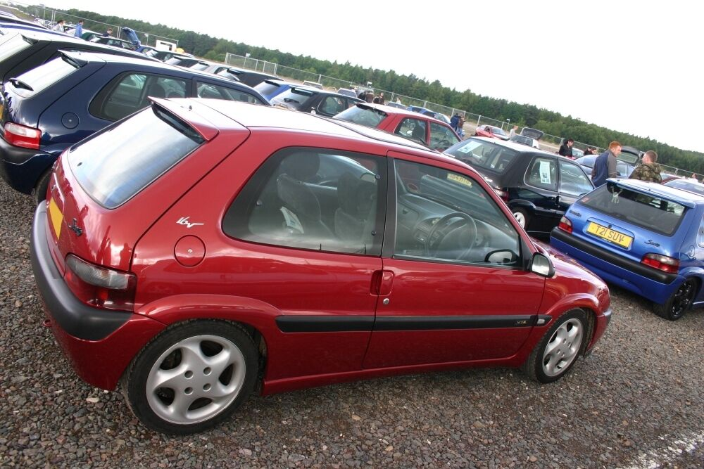 citroen saxo vts wicked red rare colour in bognor regis west sussex gumtree. Black Bedroom Furniture Sets. Home Design Ideas