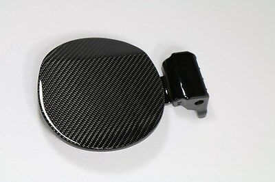 Real Carbon Fuel Cover for HYUNDAI 2011 2012 2013 2014 2015 2016  VELOSTER