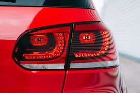 Volkswagen Golf VW MK6 LED Rear tail lamps lights brand new