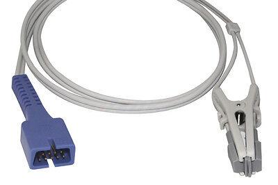 Nellcor Veterinary Spo2 Sensor Pa3119a1m3ft Oximax Compatible