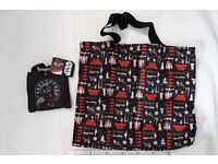 Star Wars tote bag - Kylo Ren - officially-licensed by SEGA from Japan