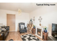 Rarely available 1-bed flat **over 50s only**