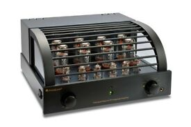 PRIMALUNA DIALOGUE PREMIUM HP INTEGRATED AMPLIFIER WITH 8 FREE NEW TUNGSOL KT120+3 BRIMAR NOS 12AU7s