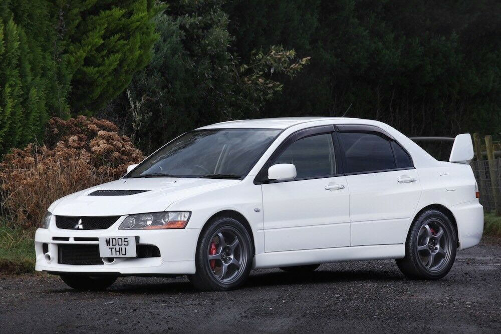 mitsubishi evo 9 gt in kingsbridge devon gumtree. Black Bedroom Furniture Sets. Home Design Ideas