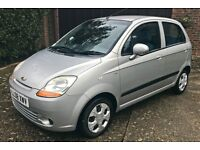 2008 Chevrolet Matiz SE Plus (IDEAL FIRST CAR) Manual, 2 owners, MOT September 18, Service History