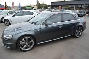2013 Audi A4 Sedan 2.0L TFSI QUATTRO S-TRONIC Warragul Baw Baw Area Preview