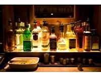 Part-time bar & waiting staff required