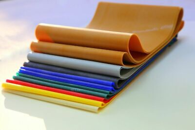 Latex Resistance Bands - TheraBand Professional Latex Resistance Bands - Pre-Cut