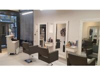 Running Hair and beauty salon to rent