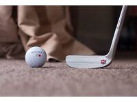 Golf Putter - Wilson Staff 8802 Milled, excellent condition with head cover.