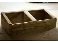 Wooden Cold Frame Green House - Frame only, No Glazing