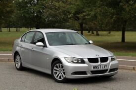 2007 BMW 320D SE LOW MILES 2 OWNERS FULL HISTORY CLEAN CAR NO FAULTS M SPORT