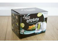 Tommee Tippee Explora Baby Food Blende Brand New In Box BNIB