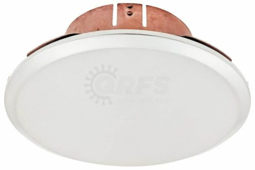 Senju Nickle Hairline-Finish Cover Plate for RC Fire Sprinklers (3.25 inch)