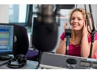 Radio Presenter's Wanted