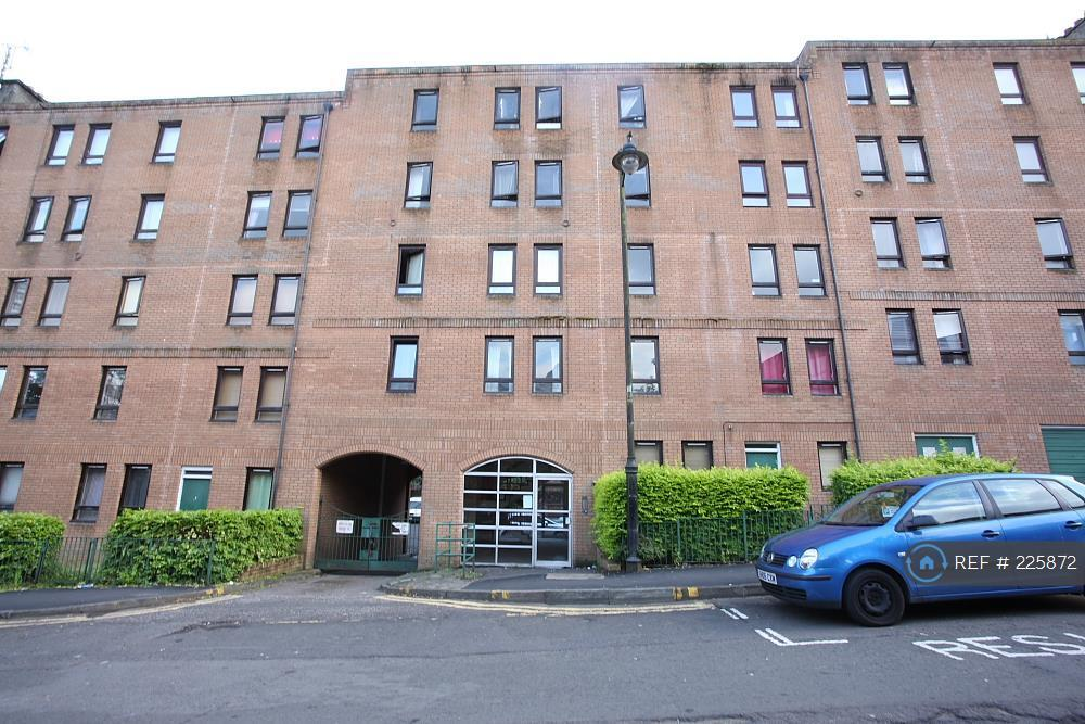 2 bedroom flat in Buccleuch Street, Glasgow, G3 (2 bed)