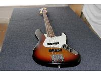 Fender Jazz Bass USA As new
