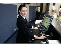 Receptionist Required, Central London, Immediate Start