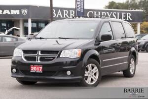 2017 Dodge Grand Caravan ***CREW MODEL***POWER SLIDING DOORS AND
