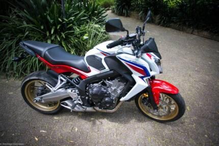 Honda CB650FL