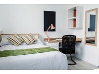 STUDENT ROOMS TO RENT IN LONDON.STUDIO WITH PRIVATE ROOM, PRIVATE BATHROOM AND PRIVATE KITCHEN