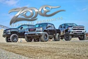 LIFT KITS ~~~~~ LOWEST PRICES INSTALLED !!! ALL TRUCKS AND JEEPS !!!