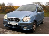 For Sale Hyundai Amica GSI 1.0 Manual 5dr car