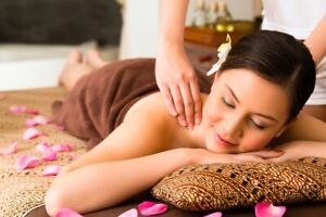 Awesome relaxation massage