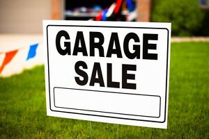 Garage Sale 109 Jesler Court Woodstock May 26 & 27