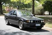 1989 BMW 5 Sedan O'Connor North Canberra Preview
