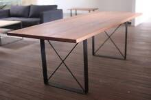 Recycled Hardwood Timber Dining Tables Made in Sydney Camperdown Inner Sydney Preview