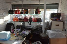 AN AMAZING LOCK UP SHOP AVAILABLE LONG TERM IN HACKNEY WITH EXCELLENT FOOTFALL MINS. TO THE STATION