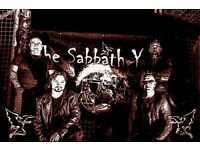 The Sabbath Years : Seek : Bass Guitarist