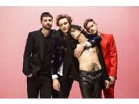 2 x The 1975 Tickets - London O2 15th December STANDING