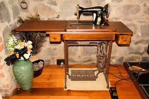 Singer Sewing Machine 1947 Kyneton Macedon Ranges Preview