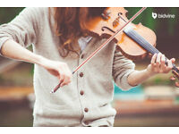 Violin Teachers Urgently Needed in Manchester For Autumn Rush - Choose Your Hours & Clients!