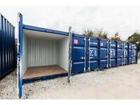 Self storage/ self store container/ shipping container hire