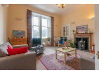 STUDENTS: Bright and spacious, 3-bedroom, HMO flat near Edinburgh Uni - available April 2021!