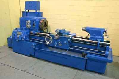 20 X 60 Monarch Engine Lathe Yoder 53138