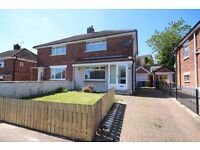 For Rent - 3 Bedroom Semi-detached house. Parking. Belfast.