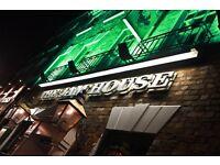 Chef De Partie - The Jam House