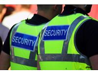 We are looking for experienced, Clean, English speaking male and female security staff for events.