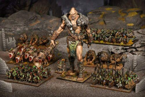 Kings of War: Goblin Mega Army Set - NIB/SW - Mantic Games - AOS - Warhammer