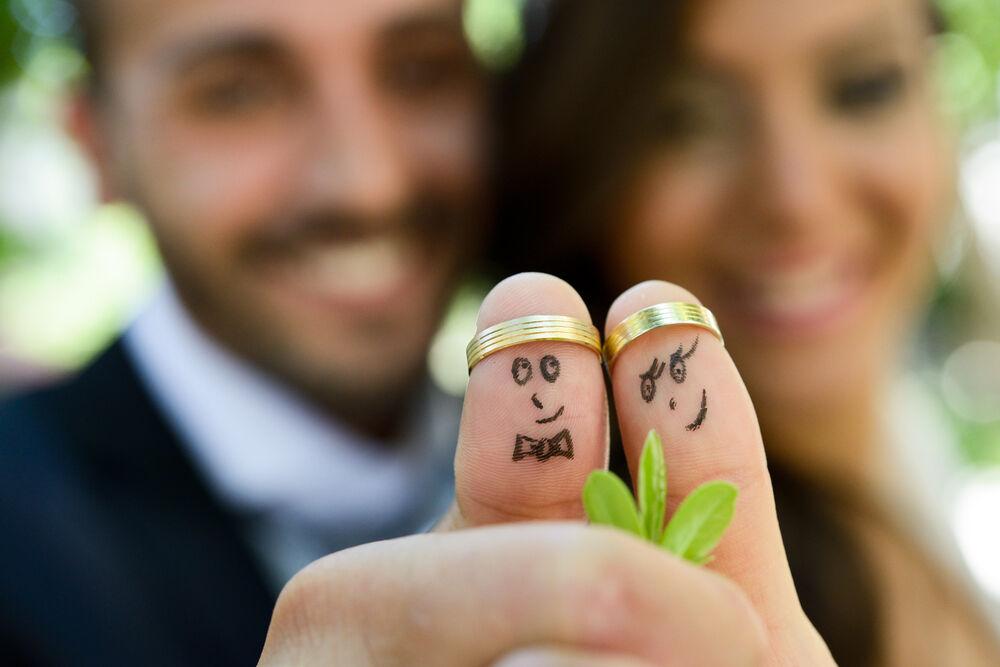 Mit Partnerringen zeigen Sie Verbundenheit