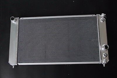 3 ROWS CORES ALL ALUMINUM RADIATOR FIT Chevy Blazer Astro 1996 2005